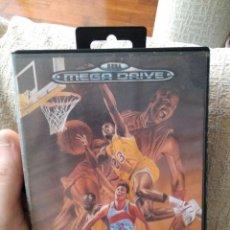 Videojuegos y Consolas: JUEGO MEGA DRIVE SUPER REAL BASKETBALL . Lote 110752447