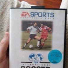 Videojuegos y Consolas: JUEGO MEGA DRIVE FIFA INTERNATIONAL SOCCER . Lote 110752663