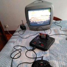 Videojuegos y Consolas: VIDEOCONSOLA MEGA DRIVE II COMPLETA ( NO INCLUYE EL MONITOR NI EL JUEGO DE LA FOTOGRAFIA). Lote 110752843