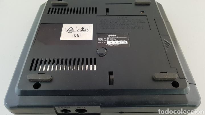 Videojuegos y Consolas: consola mega drive 2 con caja, incluye dos mandos y cables. - Foto 4 - 113972098