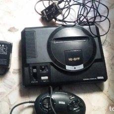 Videojuegos y Consolas: SEGA MEGADRIVE 16 BIT COMPLETA. Lote 111891375