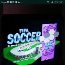 Videojuegos y Consolas: FIFA 95 MEGADRIVE. Lote 112120274