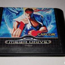 Videojuegos y Consolas: STREET FIGHTER II 2 SPECIAL CHAMPION EDITION SEGA MEGADRIVE. Lote 112728235