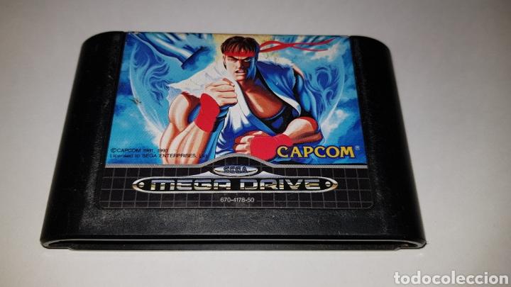 Videojuegos y Consolas: Street Fighter II 2 Special Champion Edition Sega Megadrive - Foto 4 - 112728235