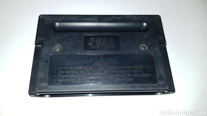 Videojuegos y Consolas: Megadrive Juego Sonic the Hedgehog para Sega Mega drive - Foto 3 - 116981872