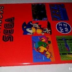 Videojuegos y Consolas: LOS MEGATRUCOS SEGA-Nº 2-M-Z-MEGA FORCE. Lote 113442155