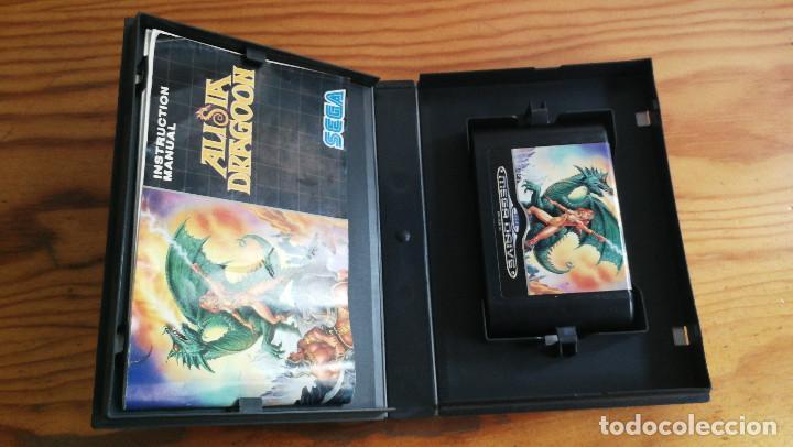 Videojuegos y Consolas: ALISIA DRAGOON. - Foto 3 - 113982247