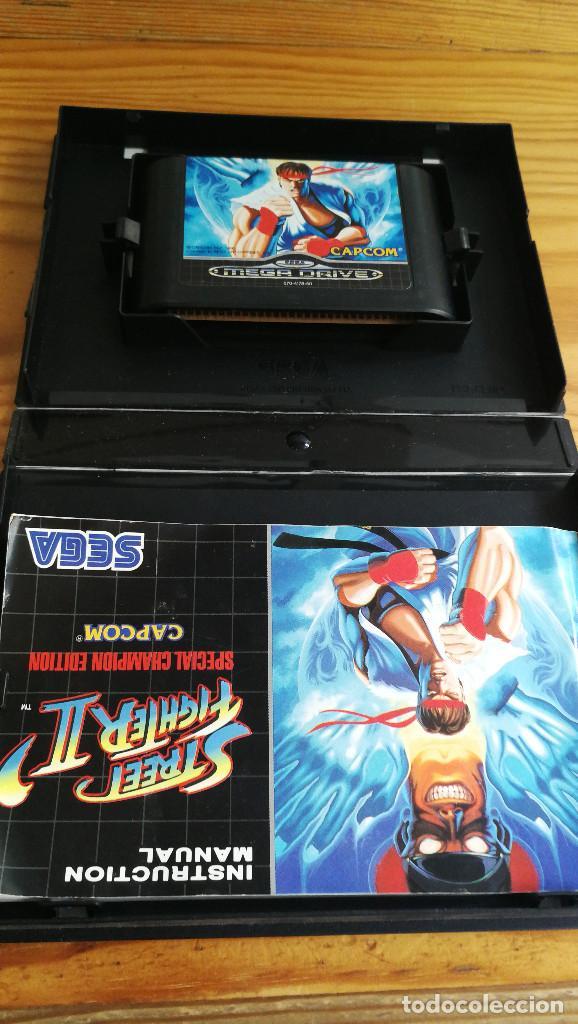 Videojuegos y Consolas: STREET FIGHTER II SPECIAL CHAMPION EDITION,COMPLETO Y FUNCIONANDO PERFECTAMENTE. - Foto 4 - 113982419