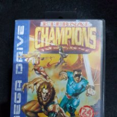 Videojuegos y Consolas: MEGADRIVE ETERNAL CHAMPIONS. Lote 114478079