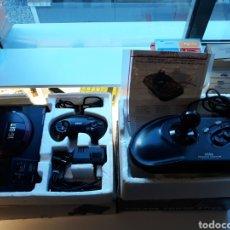 Videojuegos y Consolas: CONSOLA SEGA MEGA DRIVE 16 BIS + MANDO ARCADE POWER STICK. Lote 114849770