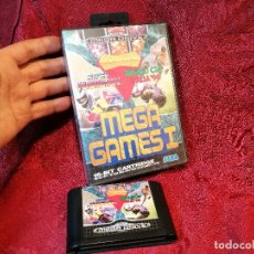Videojuegos y Consolas: MEGA GAMES I JUEGO PARA SEGA MEGADRIVE MEGA DRIVE PAL 16 BIT CATRIDGE. Lote 115129951