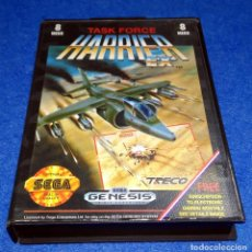 Videojuegos y Consolas: SEGA MEGADRIVE - TASK FORCE HARRIER EX. Lote 115751987