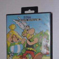 Videojuegos y Consolas: JUEGO SEGA MEGADRIVE MEGA DRIVE ASTÉRIX AND THE GREAT RESCUE 1993 PLATAFORMAS PERSONAJES CÓMIC. Lote 115822803