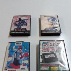 Videojuegos y Consolas: LOTE JUEGOS SEGA. Lote 123154462