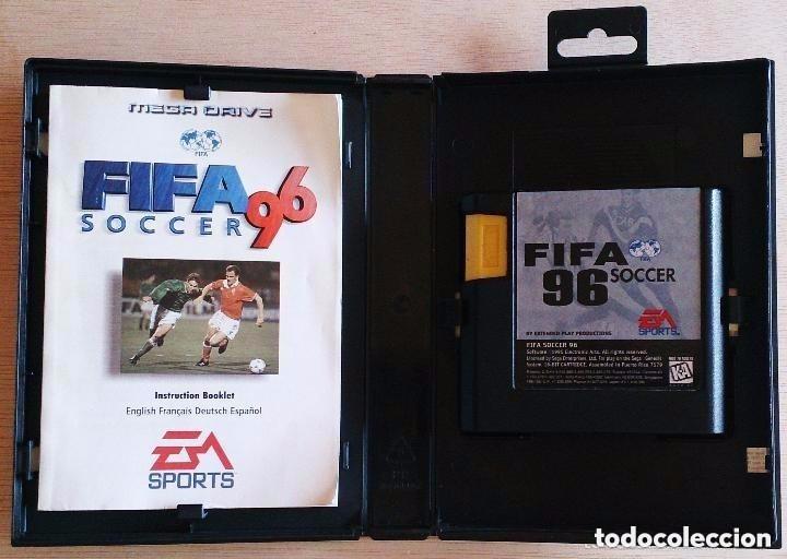 Videojuegos y Consolas: Consola / Sega Mega Drive II 2 Megadrive 16 bits PAL 1994 (Con 1 Mando y Conexion Scart para TV) - Foto 11 - 67839629