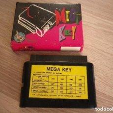 Videojuegos y Consolas: MEGA KEY ADAPTADOR DE REGIONES PARA SEGA MEGADRIVE. Lote 116852979
