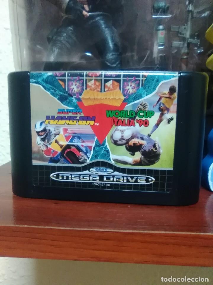 SEGA MEGA GAMES - VOLUMEN 1 - SEGA MEGA DRIVE - CARTUCHO - 3 JUEGOS (Juguetes - Videojuegos y Consolas - Sega - MegaDrive)