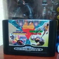 Videojuegos y Consolas: SEGA MEGA GAMES - VOLUMEN 1 - SEGA MEGA DRIVE - CARTUCHO - 3 JUEGOS. Lote 118274219