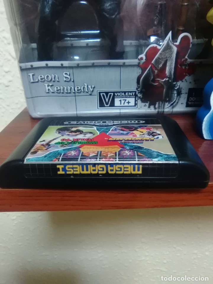 Videojuegos y Consolas: SEGA MEGA GAMES - VOLUMEN 1 - SEGA MEGA DRIVE - CARTUCHO - 3 JUEGOS - Foto 3 - 118274219