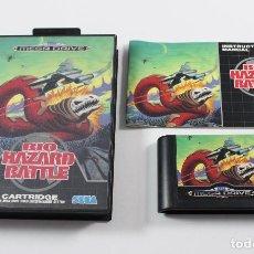 Videojuegos y Consolas: SEGA MEGADRIVE - BIO HAZARD BATTLE - COMPLETO - PAL ESP. Lote 118381483