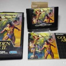 Videojuegos y Consolas: GOLDEN AXE 2 ( SEGA MEGA DRIVE - PAL- EURO) . Lote 119132499