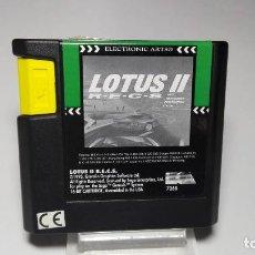 Videojuegos y Consolas: LOTUS 2 ( SOLO EL CARTUCHO ) ( SEGA MEGA DRIVE - PAL- EURO) . Lote 119132635