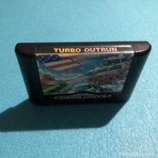 Videojuegos y Consolas: JUEGO TURBO OUT RUN CARTUCHO SEGA MEGA DRIVE. Lote 119152151