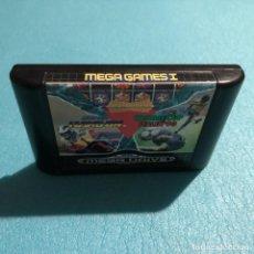 Videojuegos y Consolas: JUEGO MEGA GAMES I CARTUCHO SEGA MEGA DRIVE. Lote 119152167