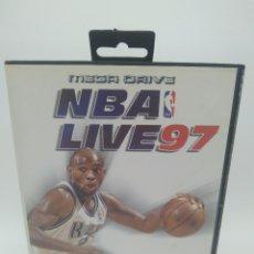 Videojuegos y Consolas: NBA LIVE 97 SEGA MEGA DRIVE. Lote 119251875