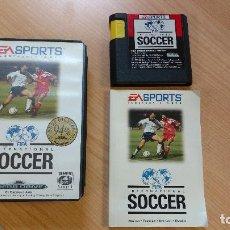 Videojuegos y Consolas: JUEGO CONSOLA MEGADRIVE MEGA DRIVE SEGA FIFA SOCCER . Lote 119456815