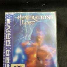 Video Games and Consoles - MEGADRIVE GENERATIONS LOST - 120062775