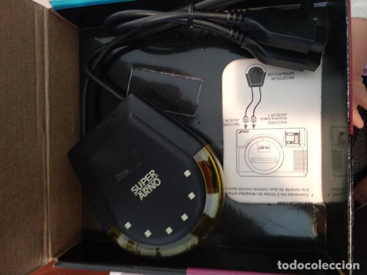 Videojuegos y Consolas: super arno 2 mandos inalambrico nuevo a estrenar infrared joypad new irj-200s sega mega drive - Foto 6 - 120735847