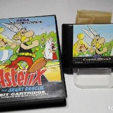 Videojuegos y Consolas: ASTERIX ( SEGA MEGA DRIVE - PAL- EURO). Lote 121557447