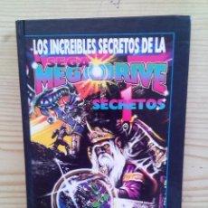 Videojuegos y Consolas: LOS INCREIBLES SECRETOS DE LA SEGA MEGADRIVE - SECRETOS 1. Lote 121675015