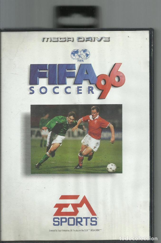 FIFA 96 (Juguetes - Videojuegos y Consolas - Sega - MegaDrive)