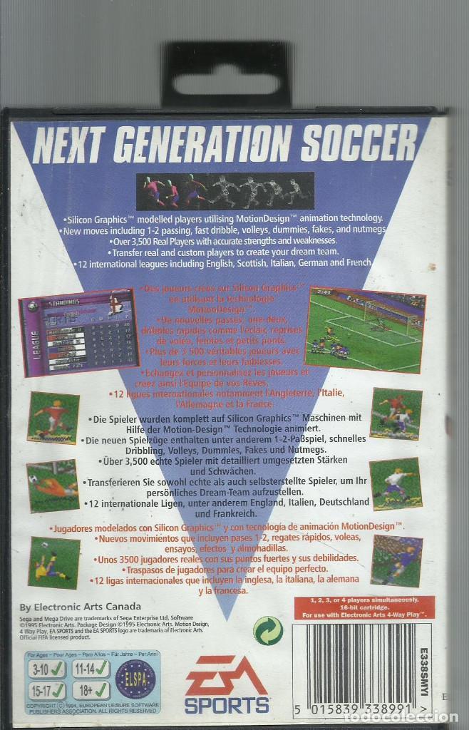 Videojuegos y Consolas: FIFA 96 - Foto 2 - 122659043