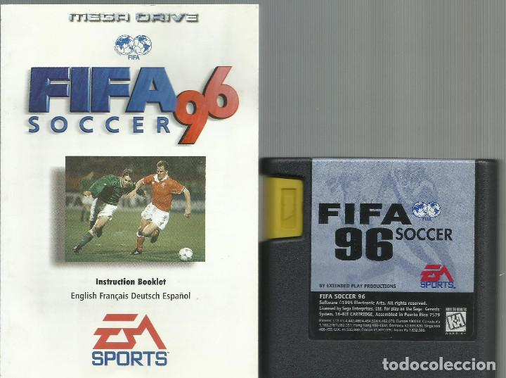 Videojuegos y Consolas: FIFA 96 - Foto 3 - 122659043