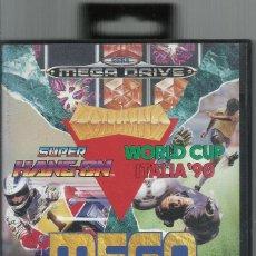 Videojuegos y Consolas: MEGA GAMES I. Lote 122660319