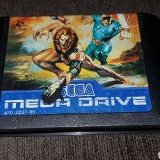 Videojuegos y Consolas: MEGADRIVE JUEGO ETERNAL CHAMPIONS SEGA MEGA DRIVE. Lote 123079715