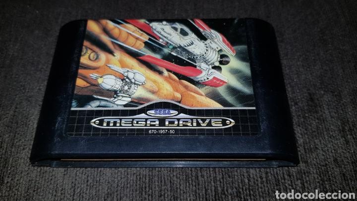 SEGA MEGA DRIVE JUEGO CARTUCHO HELLFIRE SEGA MEGADRIVE (Juguetes - Videojuegos y Consolas - Sega - MegaDrive)