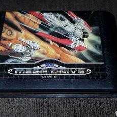 Videojuegos y Consolas: SEGA MEGA DRIVE JUEGO CARTUCHO HELLFIRE SEGA MEGADRIVE. Lote 123080828
