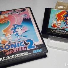 Videojuegos y Consolas: SONIC THE HEDGEHOG 2 ( SEGA MEGA DRIVE - PAL- EURO) J4. Lote 123231579