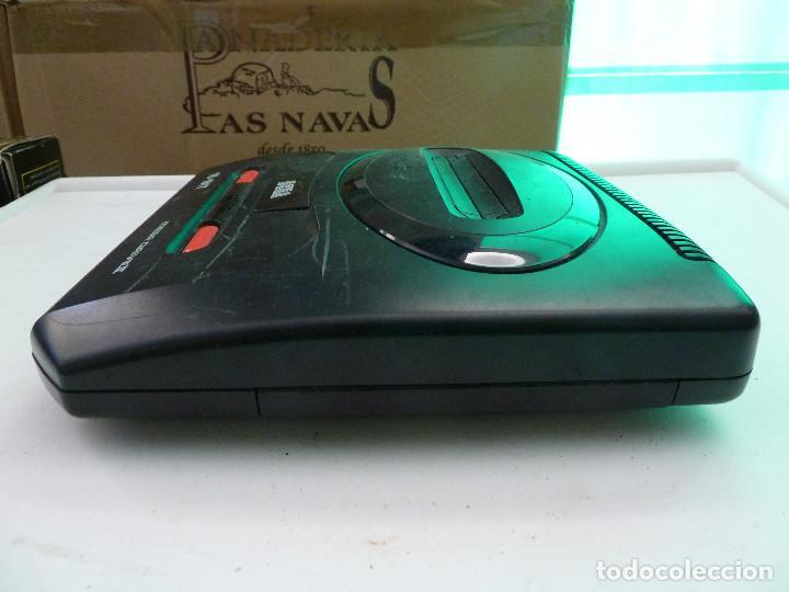 Videojuegos y Consolas: CONSOLA SEGA MEGADRIVE II - Foto 2 - 124810699