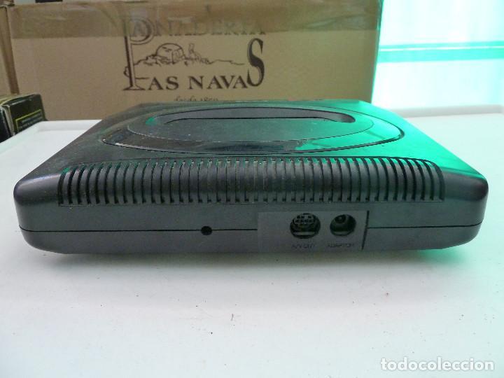 Videojuegos y Consolas: CONSOLA SEGA MEGADRIVE II - Foto 3 - 124810699