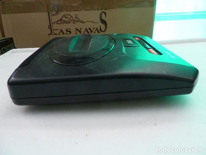 Videojuegos y Consolas: CONSOLA SEGA MEGADRIVE II - Foto 4 - 124810699