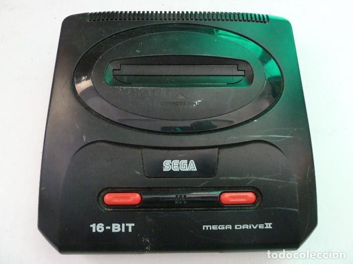 Videojuegos y Consolas: CONSOLA SEGA MEGADRIVE II - Foto 5 - 124810699