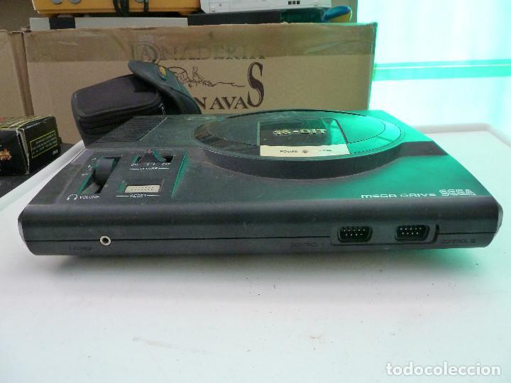 CONSOLA SEGA MEGADRIVE - 2 (Juguetes - Videojuegos y Consolas - Sega - MegaDrive)