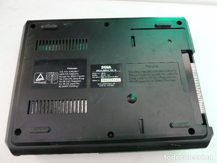 Videojuegos y Consolas: CONSOLA SEGA MEGADRIVE - 2 - Foto 6 - 124812931