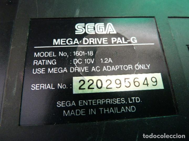 Videojuegos y Consolas: CONSOLA SEGA MEGADRIVE - 2 - Foto 7 - 124812931