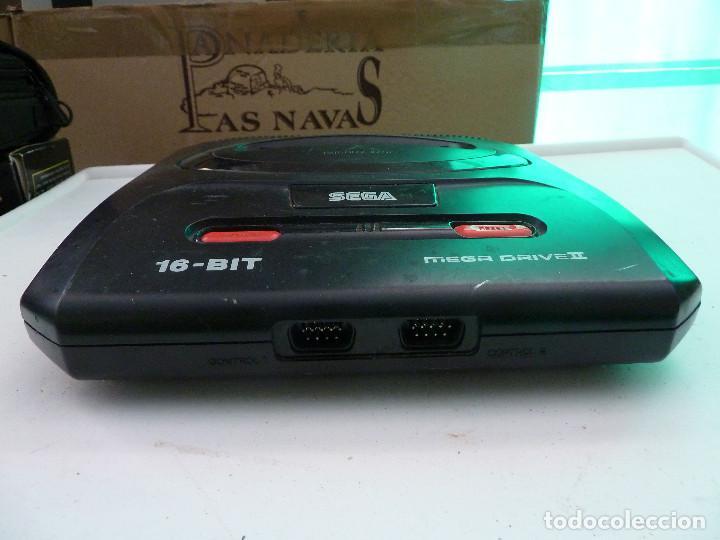 CONSOLA SEGA MEGADRIVE II - 2 (Juguetes - Videojuegos y Consolas - Sega - MegaDrive)